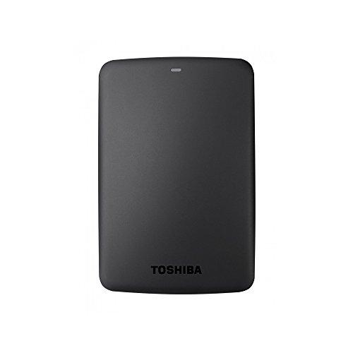 Toshiba Canvio Basics 2 TB Mobile Festplatten (6,4 cm (2,5 Zoll), USB 3.0) schwarz
