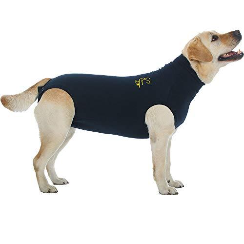 Medical Pet Shirt, Hund, Blau, für Extra Großer Hunde