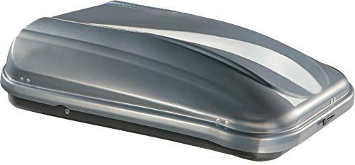 Unbekannt Junior Dachbox für Auto Pre 420 Hellgrau 100% Made in Italy - 420 LT