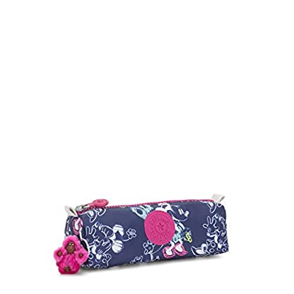 Kipling D Freedom – Estuche para lápices, color azul