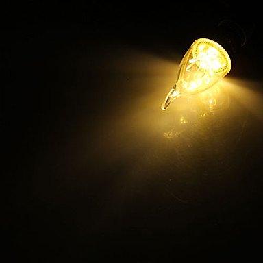 FDH E14 3 W 3 LED de alta potencia de 270 LM BLANCO CÁLIDO CA35 vela decorativa Lámparas de 85-265 V CA