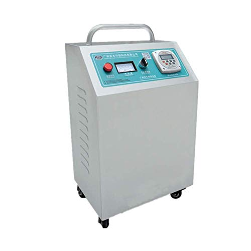 31HhpdNDmXL. SS500  - GXHGRASS Commercial Ozone Generator, 15000Mg/ Industrial O3 Air Purifier Deodorizer Sterilizer, Two Kinds of Timers,Light Grey