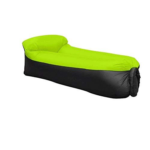 Ming Yu Air Sofa,Aufblasbarer Lounger wasserdichtes tragbares aufblasbares Sofa/ Bett/kampierender Strand-und Gartenfreizeitschlafsack-kampierender Outdoor für Camping Wander, Park Strand Hinterhof Musikfestival