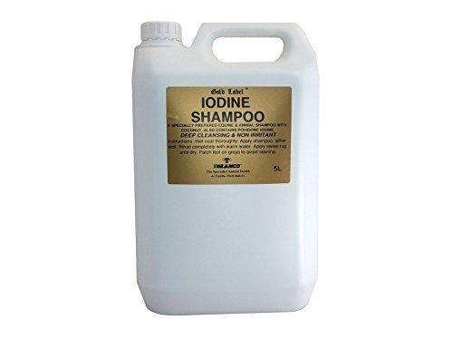 Gold Label JOD SHAMPOO PFERDE PFERD SHAMPOOS & SPÜLUNGEN - 5 LT