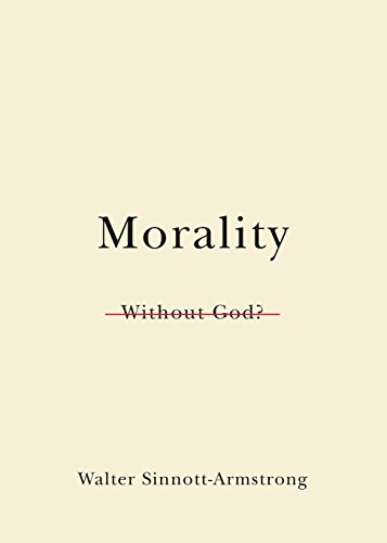 Morality Without God? (Philosophy in Action)