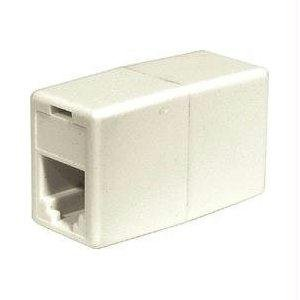 Steren 4-Conductor Couplers - Ivory -