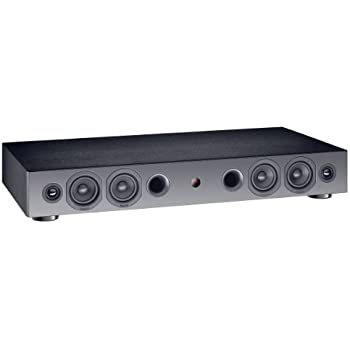 Magnat Sounddeck 400 BTX vollaktives Bluetooth Heimkino-Sounddeck mit eingebauten Subwoofer (100 Watt RMS)