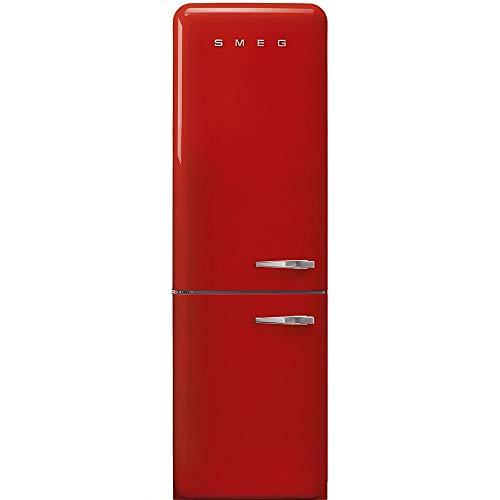 Smeg FAB32LRD3 réfrigérateur-congélateur Autonome Rouge 331 L A+++ -...