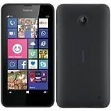 Smartphone Nokia Lumia 635, Movistar Libero ,4G, schermo 4,5, 8 gb, Micro-SIM singola, SO Windows Phone 8.1, per tutti gli operatori,-Nero