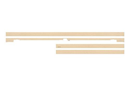 Samsung VG-SCFM65LW/XC Customizable Frame, 163 cm (65 Zoll) beige