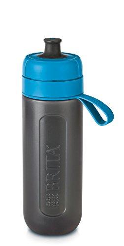 Brita Sport Trinkflasche mit Wasserfilter fill&go Active, blau