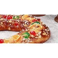 Azúcar Perlado 1 Kg - Azúcar para la Decoración de Gofres, Roscón de Reyes.