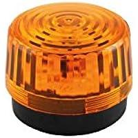 Velleman 640917 LED Blitzlicht, 12 VDC, Orange