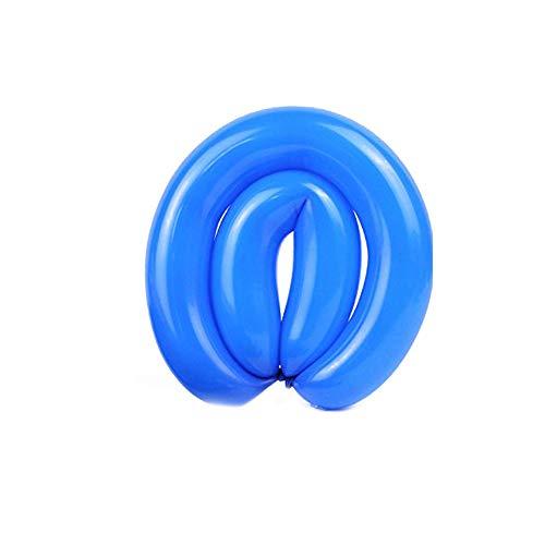 lujiaoshout 100 / porción Globos mágicos Globos del Partido Largo globoflexia Aniversario de Boda Día de San Valentín