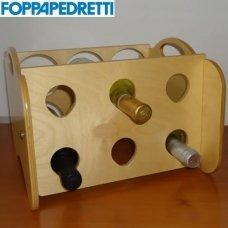 Portabottiglie modulare Bacco Foppapedretti