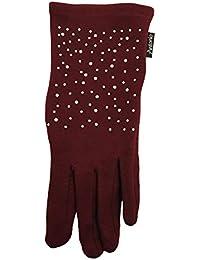 31a6cfb931999e SchönerSchenken.EU Smartphone-Damen-Handschuhe Alcantara