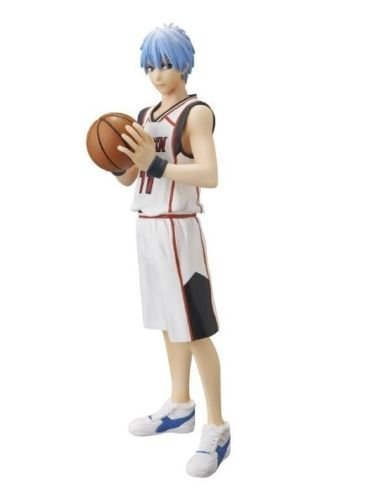 "Kuroko No Basket DXF Cross Players 4th Quarter - Tetsuya Kuroko Figure Aprox 6"""