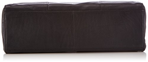 Gerry Weber Piacenza Business Shopper 4080003240 Damen Shopper 38x28x14 cm (B x H x T) Schwarz (Black 900)