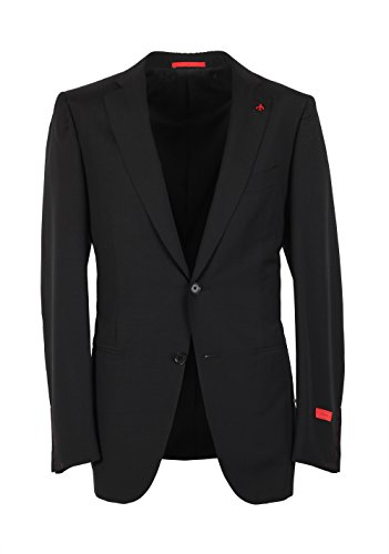 cl-isaia-black-suit-size-48-38r-us-wool-mohair