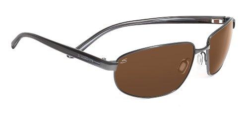 Preisvergleich Produktbild Serengeti Bohrmaschinen Sonnenbrille,  Gläser: Polarized Drivers,  grau