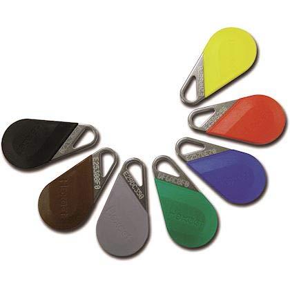 badges r/ésident lot de 3 aiphone key3 pour ugvl,vigiset et vpro