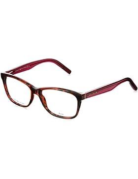 Tommy Hilfiger Brillen Unisex 1191 K5Z, Tortoise / Red Kunststoffgestell, 53mm