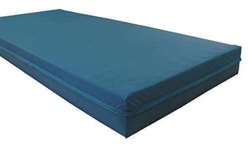 Biona Inkontinenzbezug Matratzenschutzbezug 90 x 200 x 12 blau