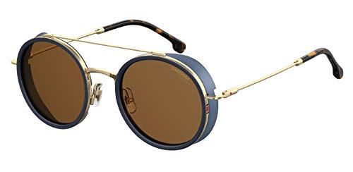 Carrera Herren 167/S Sonnenbrille, Mehrfarbig (Blue Gold), 50