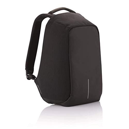 XD Design The Original Genuine Bobby antifurto Zaino Anti Theft Backpack,Black
