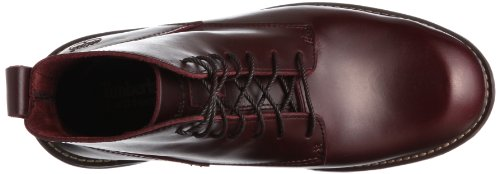 Timberland Ektremont Bt Burg/ho Burgundy, Bottes Chukka homme brown (Burgundy Oiled with Honey Outsole)