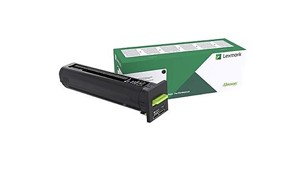 Lexmark 73b20k0 Original Toner 1er Pack Bürobedarf Schreibwaren