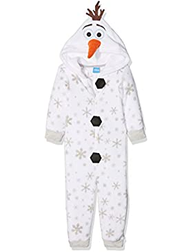 Frozen Olaf Dress Up, Pijama de Una Pieza para Niños