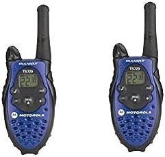JMD Motorola T-5720 Walkie Talkie 2 Way Radios With 8Miles Range