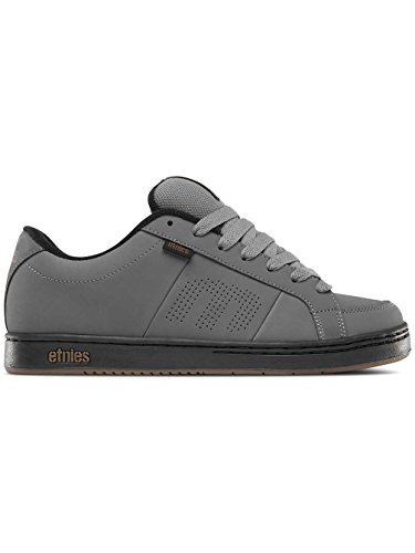Etnies Herren Kingpin Skateboardschuhe grey/black/gold