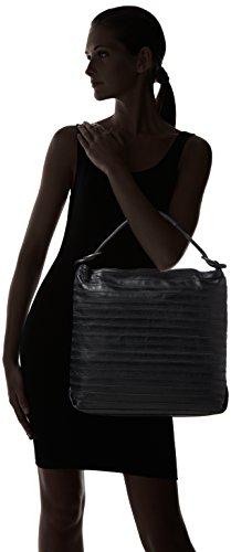 Think - Think! Bag, Borse a spalla Donna Nero (Schwarz 00)