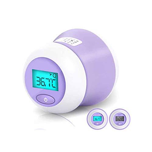 CHENG Körperfieberthermometer für Babys mit 32 Aufnahmen LCD-Funktion Digitales medizinisches Infrarot-Thermometer