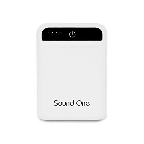 Sound One S1003 10000mAH Lithum Polymer Power Bank (White)