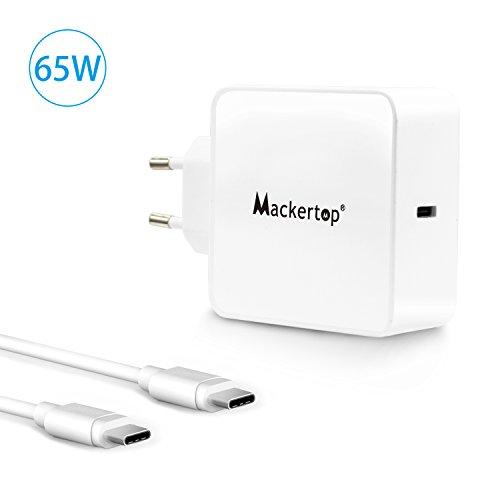 Macker Top 65W USB C Type C Cargador Nuevo MacBook