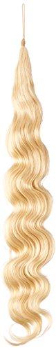 American Dream le Rajout Capillaire Cheveux Humains Minivague Couleur 22/60/613 Blonds Mélangés 24\\