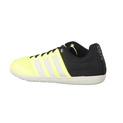 adidas Ace15.4 Street, Chaussures de  Football Compétition homme Noir / Lime / Blanc