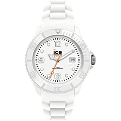 Ice Watch Sili Forever White Unisex Watch SI. WE. S.S.09
