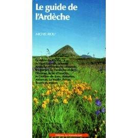 Le guide de l'Ardèche