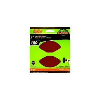 Ali Industries 3003 3-Pack 5-Inch 40-Grit Stick-On Sanding Disc - Quantity 5
