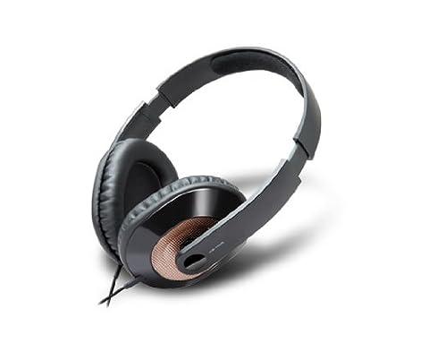 Creative HQ 1600 - Casque Hi-Fi/DJ Haute Qualité - Noir
