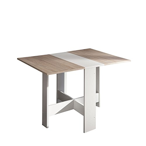 Table pliante test comparatif 2017 5 produits au banc for Petite table rabattable