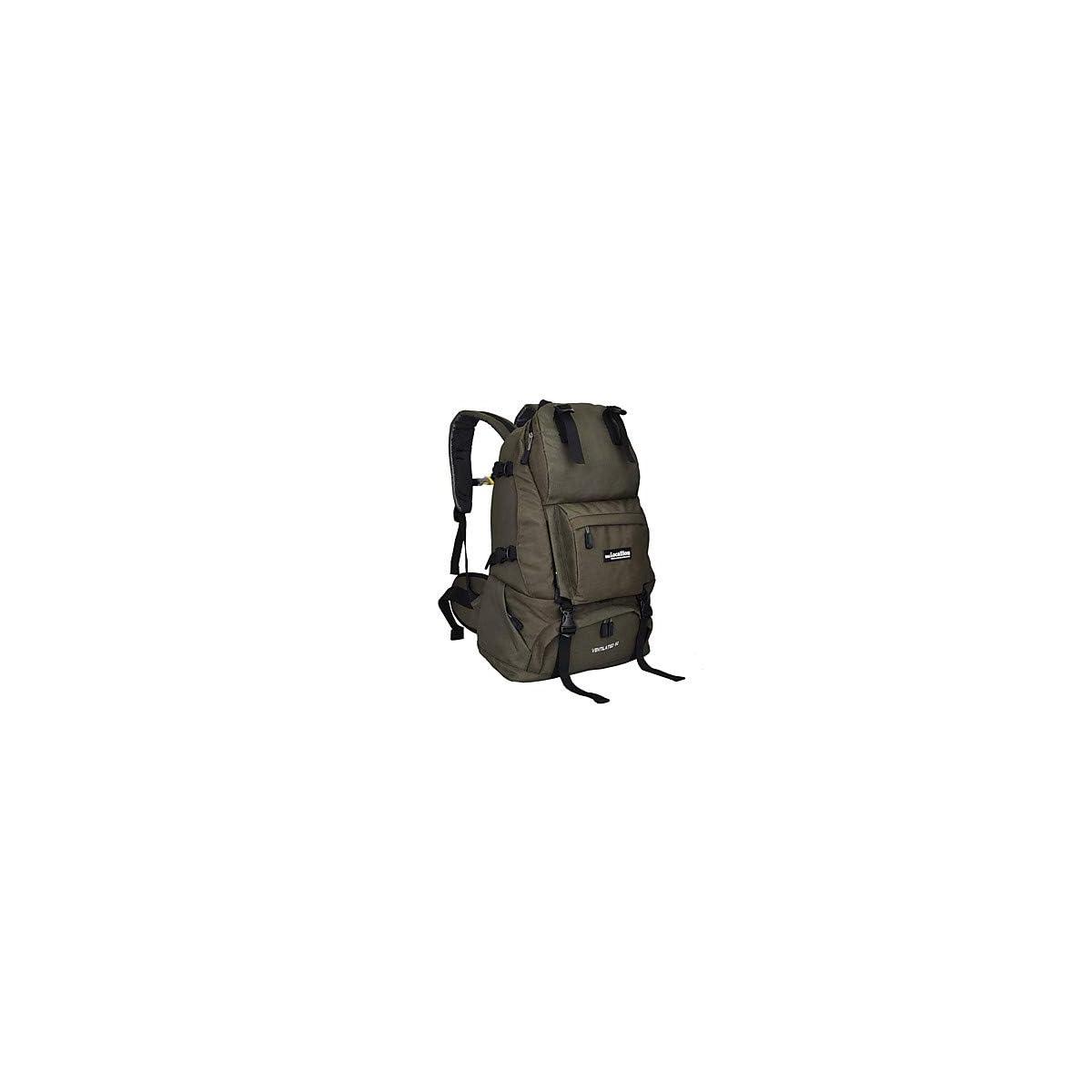 31HjhOaILpL. SS1200  - Beibao 60 L Paquetes de Mochilas de Camping/Bolsa de Viaje/Organizador de Viaje/Mochila / MochilaAcampada y Senderismo/Escalar /