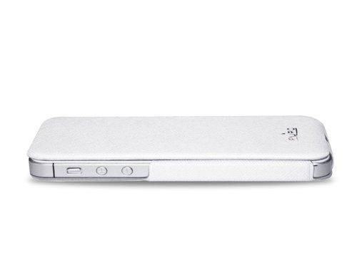 Puro 005384 Flip Case - Flip - Apple iPhone 5/5S/5SE - Schwarz Weiß