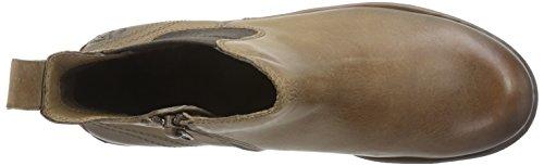 bugatti J71381O, Stivali classici imbottiti a gamba corta donna Marrone (Marrone (Marrone 600))