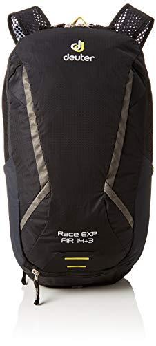 Deuter Race EXP Air 3 Wanderrucksack, Black, 46 x 26 x 18 cm, 14+3 L