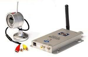 Kit telecamera wireless infrarossi 30 led for Telecamera amazon